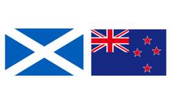 Billets Écosse - Nouvelle-Zélande Tournée