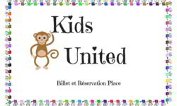 Billets Kids UnitedBillets Kids United
