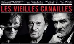 Billets Les Vieilles Canailles en concert France