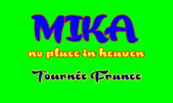 billets mika - tournee france 2015