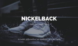 Billets Nickelback 2018
