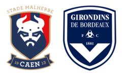 Billet SM Caen – Girondins de Bordeaux