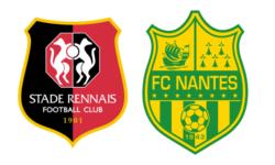 Billets Stade Rennais - FC Nantes