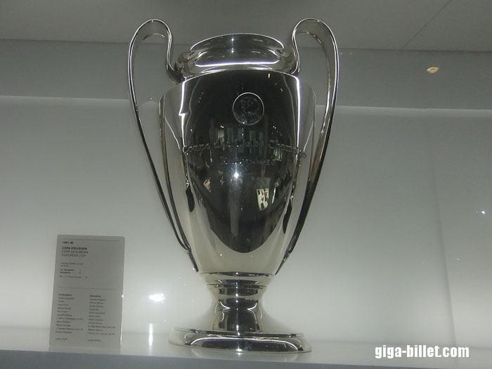 Billets real madrid place match foot ligue des champions billetterie en ligne - Coupe de ligue des champions ...