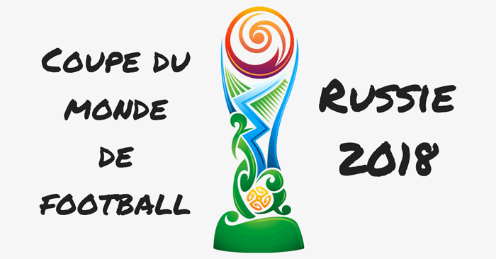 Billet Coupe du monde de football russie 2018