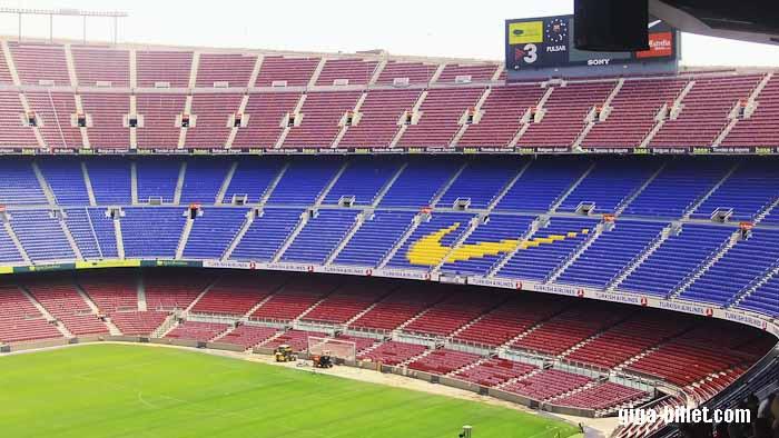 FC Barcelone Camp Nou