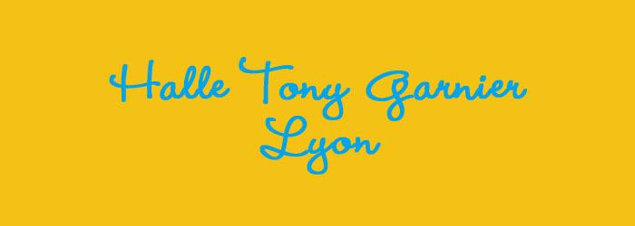 Places de Concert Halle Tony Garnier Lyon